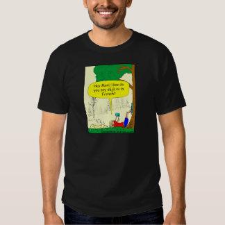 266 Déjà vu cartoon Shirt