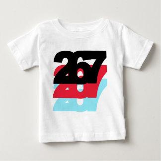 267 Area Code Baby T-Shirt