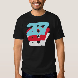 267 Area Code T-Shirt