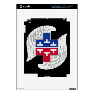 267th Aviation Battalion Decals For iPad 3