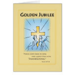 2680 Golden Jubilee Blue with Cross Cards