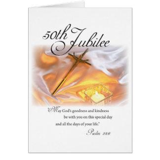2682 velas religiosas de la cruz de la vida del felicitacion