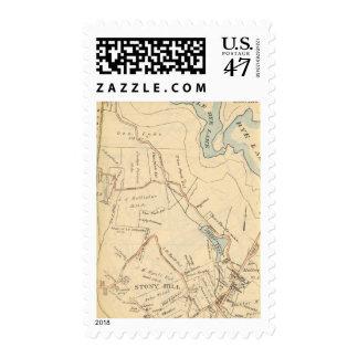 268 Harrison Postage