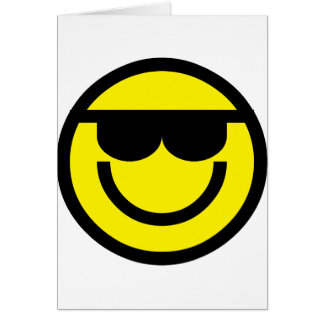 2699-Royalty-Free-Emoticon-With-Sunglasses REFRESC Tarjetón