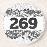 269 POSAVASOS MANUALIDADES