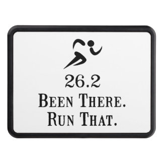 26.2 Been There Run That Tow Hitch Cover