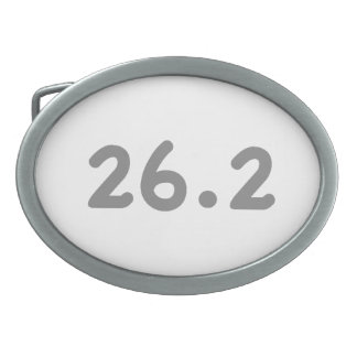 26.2 BELT BUCKLE