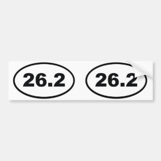 26.2 BUMPER STICKER