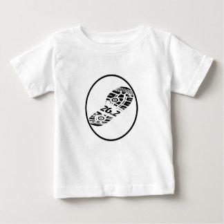 26,2 Camiseta del bebé Playera Para Bebé