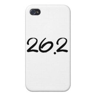 26,2 caso del iPhone 4 iPhone 4/4S Carcasa
