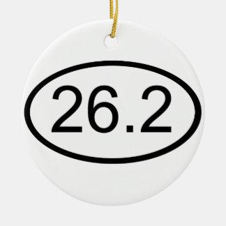 26.2 CERAMIC ORNAMENT