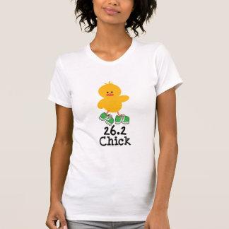 26.2 Chick T-shirt