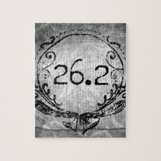 26.2 Crest by Vetro Designs Jigsaw Puzzles