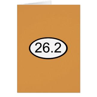 26,2 FELICITACIONES