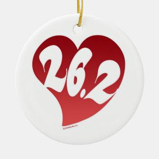 26.2 Heart Ornament