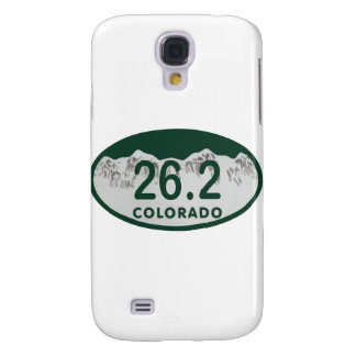 26 2 License oval Samsung Galaxy S4 Cases