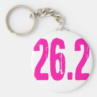 26,2 LLAVERO REDONDO TIPO PIN