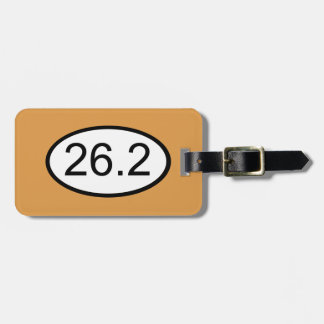 26.2 TAGS FOR LUGGAGE