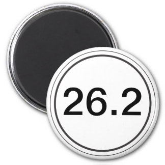 26.2 Magnet | Marathon Magnet