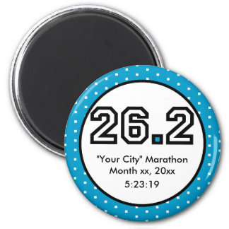 26.2 Marathon Magnet