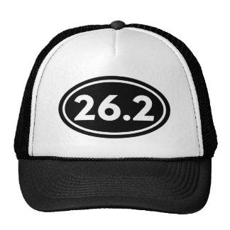 26 2 Marathon Oval GEO1 Mesh Hat