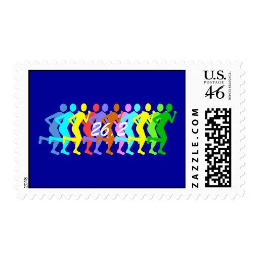 26.2 marathon postage