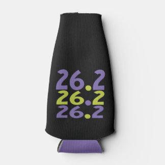 26.2 Marathoner - Marathon Runner Bottle Cooler