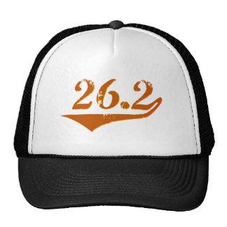 26 2 Maratón retro Gorros