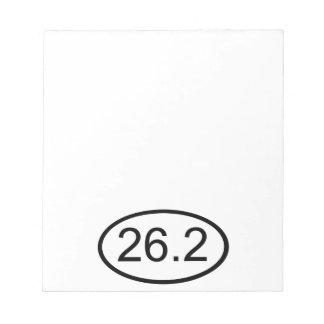 26.2 MEMO NOTE PADS