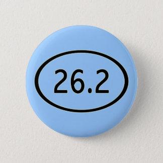 26.2 Miles Button