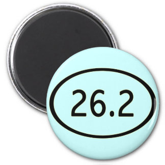 26.2 Miles Magnet