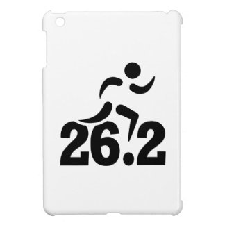 26.2 miles marathon cover for the iPad mini