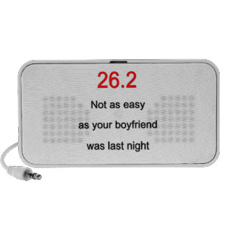 26.2 Not As Easy Mini Speaker