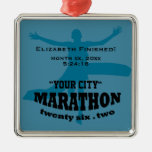 26,2 Ornamento del maratón Ornatos