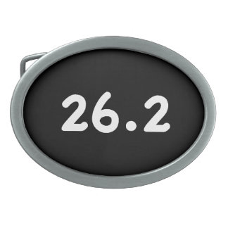 26.2 OVAL BELT BUCKLE