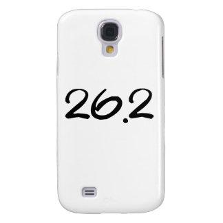 26,2 piel del iPhone 3 Carcasa Para Galaxy S4