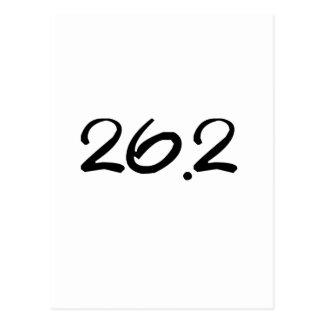 26,2 Postal