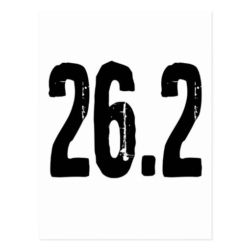 26,2 POSTALES