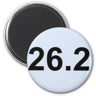 26.2 pride magnet
