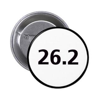 26,2 redondos pins