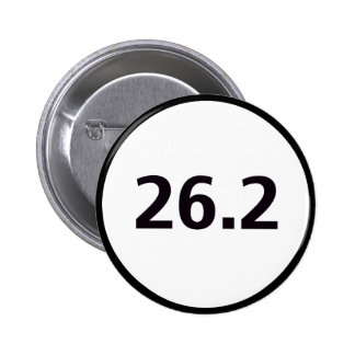26.2 round pinback buttons