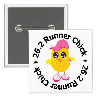 26 2 Runner Chick Pin