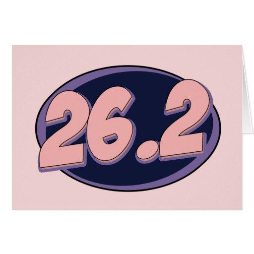 26,2 TARJETA DE FELICITACIÓN