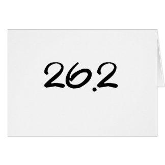 26,2 Tarjeta horizontal