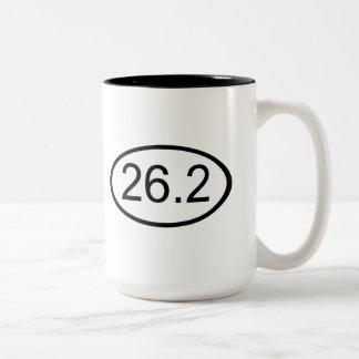 26,2 TAZAS