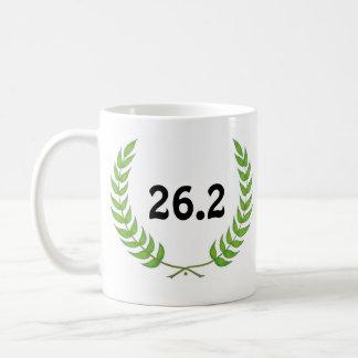 26 2 Taza del maratón