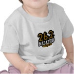 26,2 Virgen del maratón Camiseta