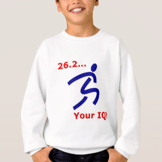 26.2 Your IQ Sweatshirt