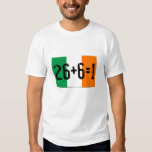 26+6=1 Unify T-Shirt