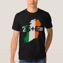 26 6=1 UNITED IRELAND T-Shirt